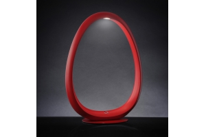 Лампа настольная декоративная OVO T 3 RD 3000K, красный корпус