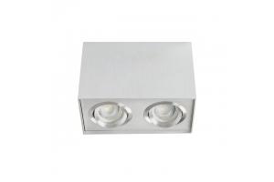 Светильник накладной точечный поворотный GORD DLP250-AL