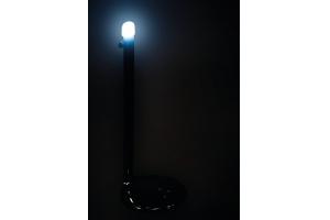 Лампа настольная светодиодная ISTI LED W, черная