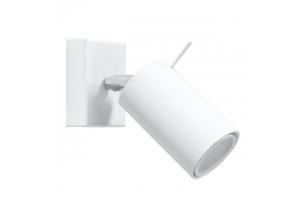 Светильник настенно-потолочный спот LARITO EL-1L-W, белый