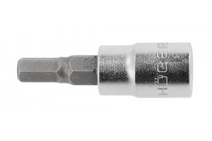 "Бит сокета Hex 3 мм, 1/4"" HT1S623"