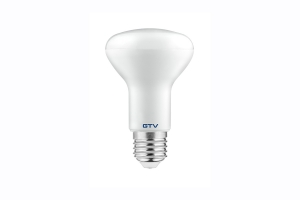 Светодиодная лампа GTV R63, E27, 8W, 3000K