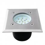 Светильник тротуарный светодиодный GORDO LED14 SMD-L, 0.7W, 6000K, квадратный
