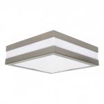 Светильник плафонный JURBA DL-218L E27, 2x18W, квадратный