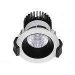 Светильник встраиваемый светодиодный COOL 07 BL/WH D45 3000K (with driver)