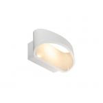 Светильник настенный светодиодный HUGO 3000K WH, белый