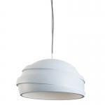 Светильник подвесной гипсовый COIL L, белый