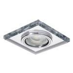 Светильник точечный MORTA CT-DSL50-SR, серебристый