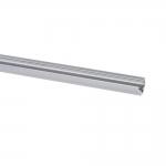 Алюминиевый профиль PROFILO A универсальный, 13мм, 1м (упак. 10 шт.)