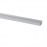 Алюминиевый профиль PROFILO B малый универсальный, 12мм, 1м (упак. 10 шт.)