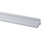 Алюминиевый профиль PROFILO C угловой, 20мм, 1м (упак. 10 шт.)
