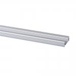 Алюминиевый профиль PROFILO D поверхностный, 20мм, 1м (упак. 10 шт.)