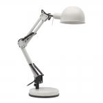 Лампа настольная PIXA KT-40-W, белая