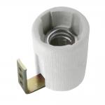 Керамический электропатрон HLDR-E14-F