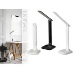 Лампа настольная светодиодная DOSAN LED B черная