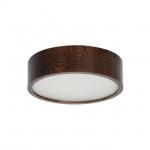 Светильник настенно-потолочный JASMIN 270-WE, венге