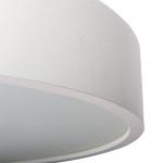 Светильник настенно-потолочный JASMIN 370-W/M, белый матовый