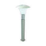 Светильник садовый столбик LUGEA 50, Е27, 60W, нержавеющая сталь
