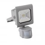 Светодиодный прожектор ANTRA LED10W-NW-SE GR с датчиком движения