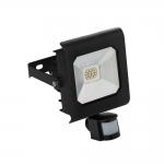 Светодиодный прожектор ANTRA LED10W-NW-SE B с датчиком движения