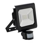Светодиодный прожектор ANTRA LED20W-NW-SE B с датчиком движения
