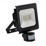 Светодиодный прожектор ANTRA LED30W-NW-SE B с датчиком движения