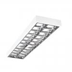 Светильник потолочный растровый NOTUS 3WS EVG 236 NT 1225x295