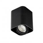 Светильник накладной точечный поворотный TOLEO DTL50-B