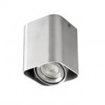 Светильник накладной точечный поворотный TOLEO DTL50-AL