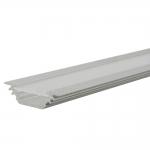 Алюминиевый профиль PROFILO E 2m угловой, 25мм, 2м (упак. 10 шт.)