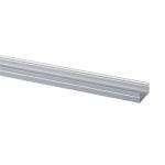 Алюминиевый профиль PROFILO J поверхностный, 14.4мм, 1м (упак. 10 шт.)