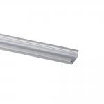 Алюминиевый профиль PROFILO K 2m внутренний, 21.3мм, 2м (упак. 10 шт.)