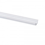 Алюминиевый профиль PROFILO K-W 2m внутренний, 21.3мм, 2м (упак. 10 шт.)
