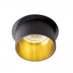 Декоративное кольцо SPAG S B/G, черный/золотой