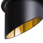 Декоративное кольцо SPAG C B/G, черный/золотой