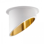 Декоративное кольцо SPAG C W/G, белый/золотой