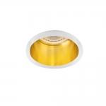 Декоративное кольцо SPAG D W/G, белый/золотой
