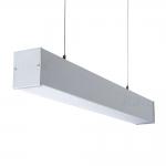 Светильник линейный ALIN 4LED 1X60-SR, серебристый