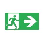 Эвакуационный знак PICTO ONTEC G TMP6
