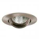 Светильник точечный поворотный CEL CTC-5519-C/M, матовый хром