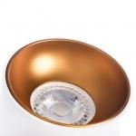 Светильник потолочный RITI GU10 W/G, белый