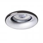 Декоративное кольцо ELNIS S A/C, aнтрацит/хром