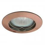 Светильник точечный VIDI CTC-5514-AN, медь