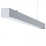 Светильник линейный светодиодный AL 35W-830-MAT-SR, серебристый