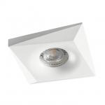 Светильник точечный BONIS DSL-W квадратный, белый