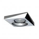 Светильник точечный BONIS DSL-C квадратный, хром