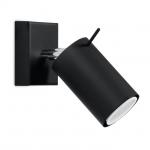 Светильник настенно-потолочный спот LARITO EL-1L-B, черный