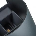 Светильник настенный REKA LED EL 7W-O-GR цилиндр, черный