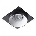 Светильник точечный SIMEN DSL B/W/B, черный/белый/черный