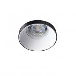 Светильник точечный SIMEN DSO B/W, черный/белый